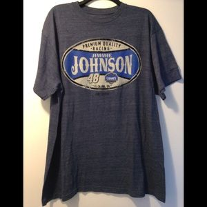 NASCAR Jimmie Johnson El Cajon Ca tee XL